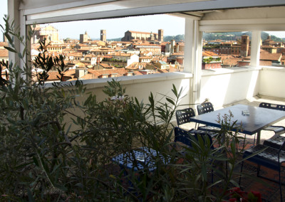 "affittacamere - casa vacanza Bologna ""The Seventh Heaven"""